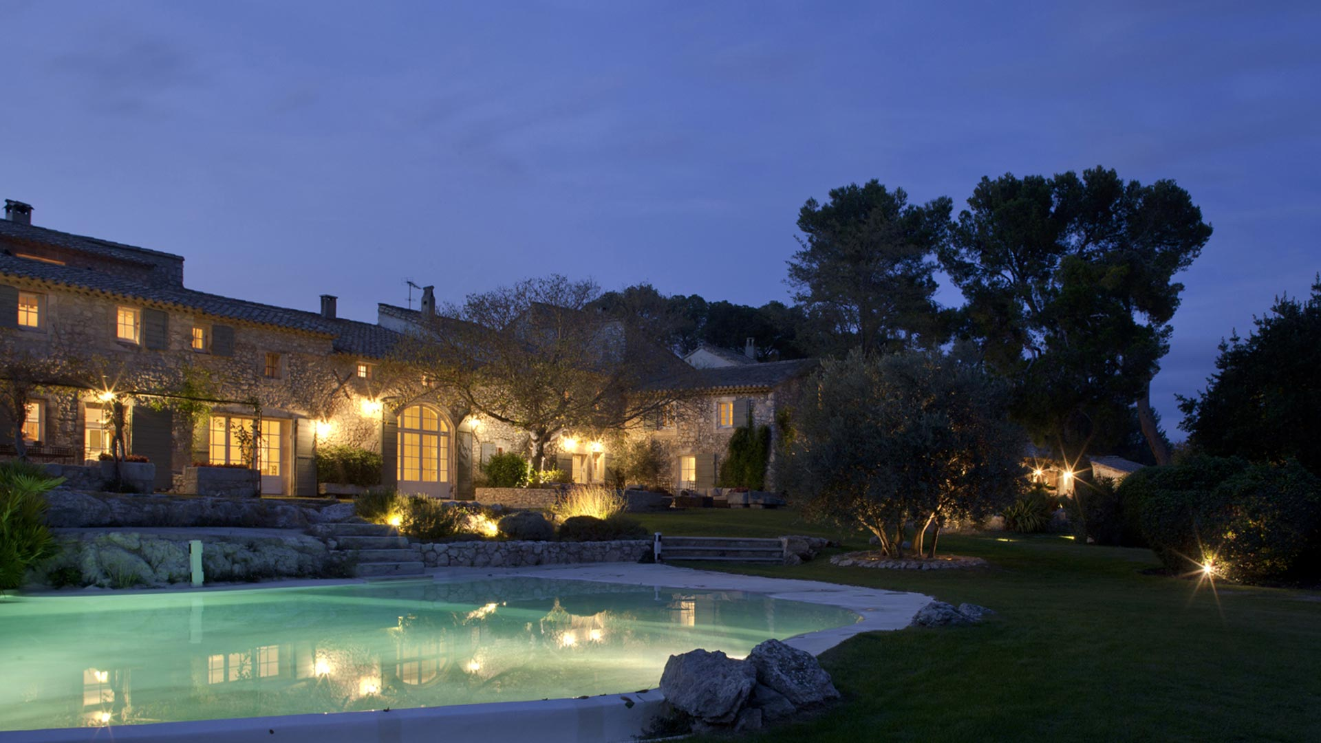 small luxury hotels Provence