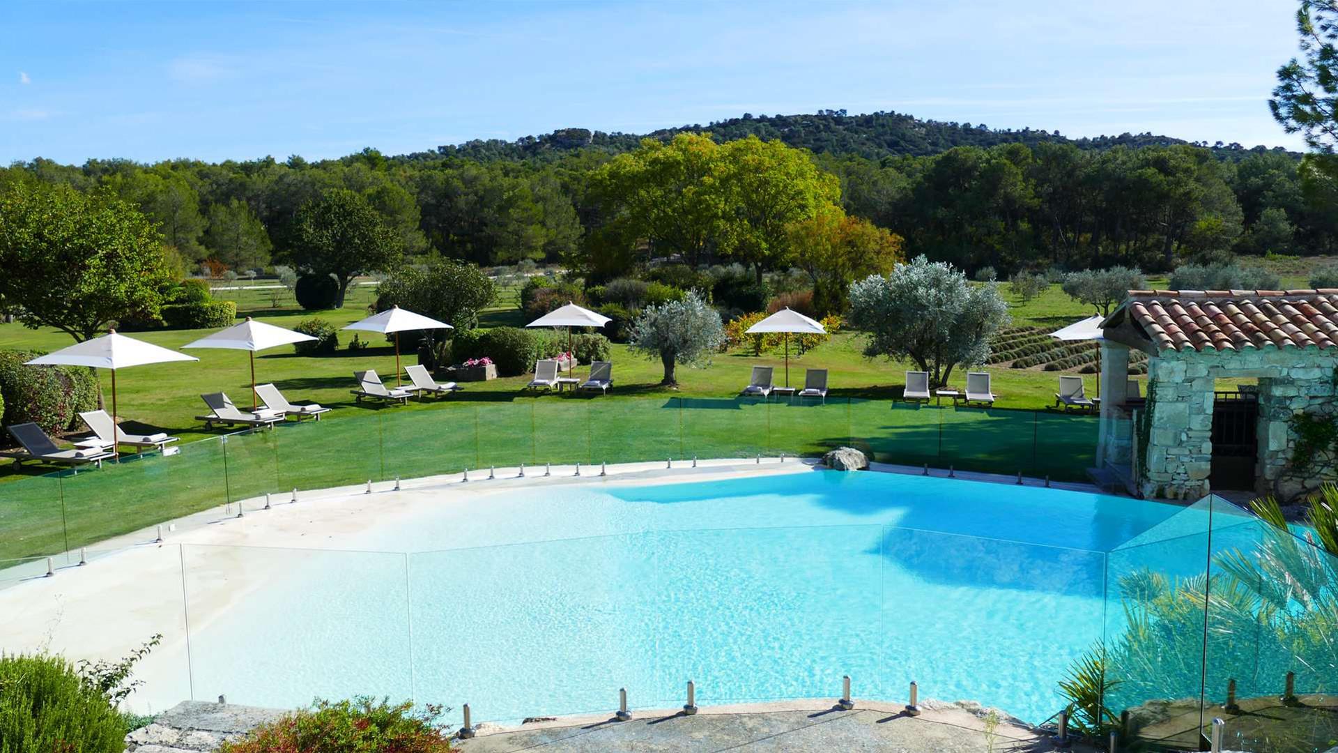 Mas de la Rose Demeure privée de prestige en Provence
